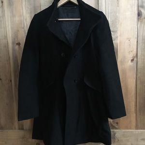 Uniqlo Jackets & Coats - Uniqlo Wool Coat